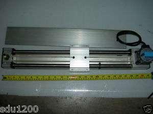 THK,NSK Belt Drive Actuator w/ motor SPB10V60 4P (F1)