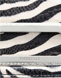 Fiorelli  Fiorelli Zebra Clutch Bag at ASOS