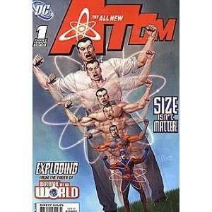 All New Atom (2006 series) #1: DC Comics: Books