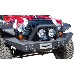 MBRP 131174 Front Full Width Winch Bumper Automotive