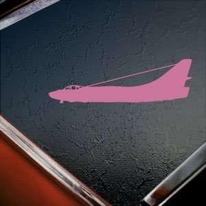 A 3 Skywarrior Douglas Navy Pink Decal Window Pink Sticker