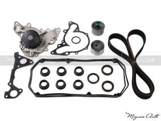 Chrysler Sebring 2.5L 6G73 Timing Belt Seals Water Pump