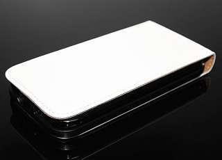 I9001 Leder Tasche Weiß Etui Case Schutz Hülle Schutzhülle