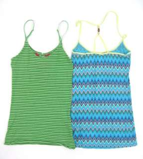 LOT 2 FREE PEOPLE Spaghetti Strap Tanks Shirts XS / S