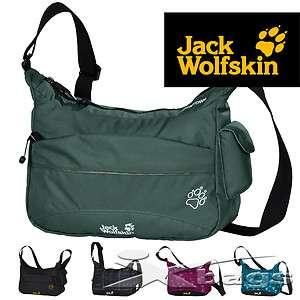 Jack Wolfskin Boomtown Shoulder Bag Black