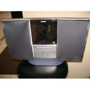 : FISHER SLIM STM D200 COMPACT CD,AM/FM STEREO RADIO SYS: Electronics