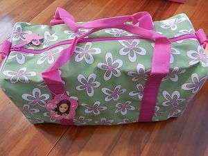 15 Green Duffle Bag Muslim Girl Arabic Toy Eid 688955357273
