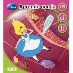 Aprendo Con La Ce, Ci, Ll (9788444101668): Books