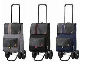 Andersen Quattro Shopper Impuls Einkaufstrolley 4 Räder
