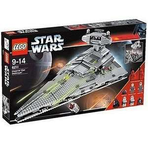 Lego Star Wars Imperial Star Destroyer 6211 0082493500007