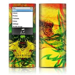 Hot Tribal Skull Design Protective Decal Skin Sticker for