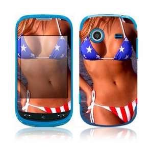 US Flag Bikini Decorative Skin Cover Decal Sticker for