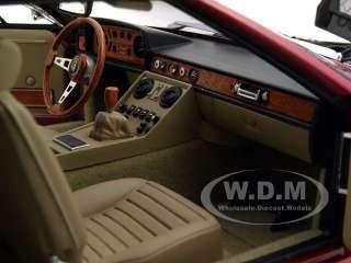 diecast model of Lamborghini Espada die cast model car by AutoArt