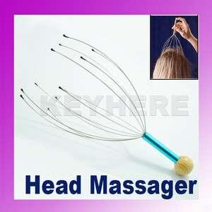 Head Neck Scalp Massage Massager Equipment Stress Relax