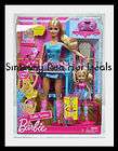 Barbie I can be Cooking Teacher Playset Chelsea Doll Food Mixer Really
