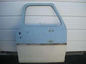 1968 1969 1970 Ford F100 F250 Passenger Side Door