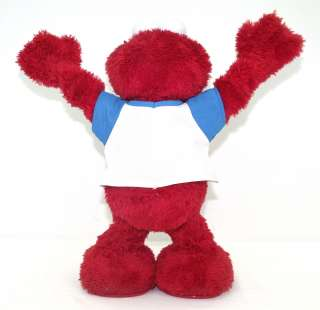 Elmo YMCA Sesame Street Dancing Singing Plush Doll Toy