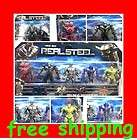 REAL STEEL MOVIE ATOM ZEUS NOISY BOY MIDAS TWIN CITIES ROBOT A