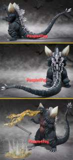 Bandai S.H. Monster Arts SPACE Godzilla Action Figure+BONUS EFFECT
