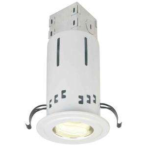 Commercial Electric 3 In. Fluorescent Recessed Lighting Kit (K23