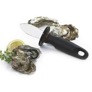 116 Stainless Steel Grip EZ Clam / Oyster Knife 028901001162