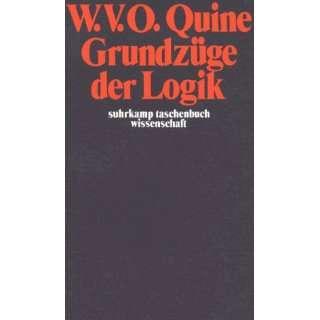 )  Willard Van Orman Quine, Dirk Siefkes Bücher