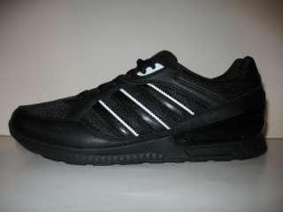Originals ZX 95 Run Running Training Tennis Shoes Black White Mens