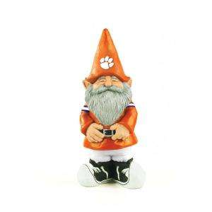 11 1/4 In. Clemson University Garden Gnome 54104 at The Home Depot
