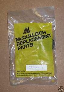 Vintage McCULLOCH 57897 10 Oil Seals Mc 101 75 Go Kart