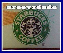 Christmas Holiday 2006 Starbucks Coffee Lenticular TREE Tumbler + Gift
