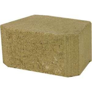 in. x 8 in. Concrete Garden Wall Block 16205080 at e Home