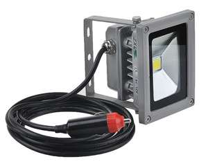 10W DC12V Outdoor LED Flood Light Pure White For Car Lighting Wall