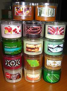 Works Mini Candle (U Pick) ALL on SALE $1.99 Buy 7 Get 1 FREE