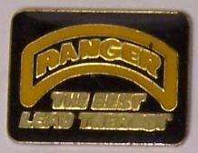Hat Lapel Push Tie Tac Pin U S Army Ranger NEW