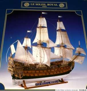 Heller 80899 LE SOLEIL ROYAL 1692 in 1100 Kultbausatz