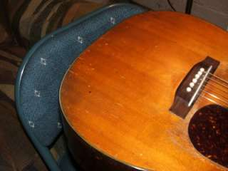 Vintage 1947 Martin 000 18 Acoustic Flattop Guitar   Incredible Player