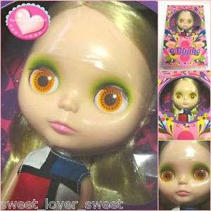 12 Neo Blythe Doll BL 2 Mondrian 1st Ver. Shiny JAPAN