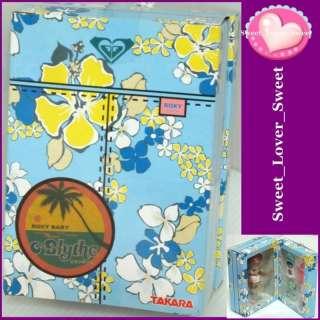 TAKARA CWC Limited Petite Blythe Doll ROXY BABY