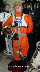Star Wars Prop X Wing Pilot Costume w/Helmet