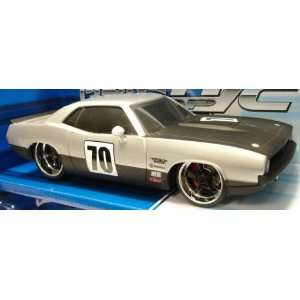 Maisto Custom Shop RC 1:24 Plymouth Hemi Barracuda:  Sport