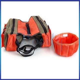 Pet Dogs Travel Hiking Harness Saddle Bag Backpack Pack