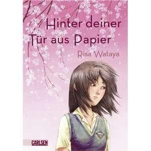 Tür aus Papier  Risa Wataya, Sabine Mangold Bücher