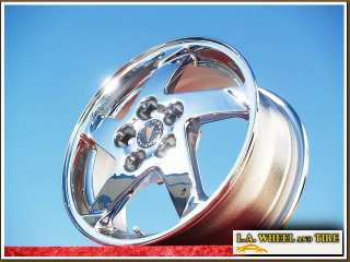 NEW 16 PONTIAC GRAND PRIX OEM CHROME WHEELS RIMS 20