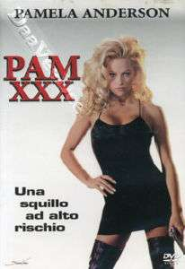 Good Cop Bad Cop NEW PAL Cult DVD Pamela Anderson