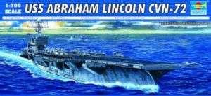 TRP5732 USS Abraham Lincoln CVN72 Aircraft Carrier 1 70
