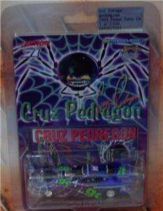 GORACING ** Cruz Pedregon ** 1/7500 Rare & VHTF