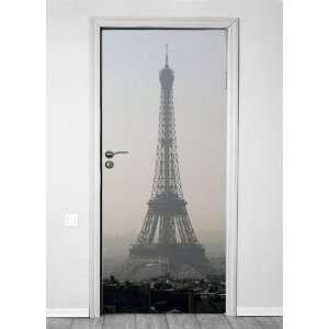 Selbstklebende Türtapete Eifelturm Paris 90x220   Wandtapete