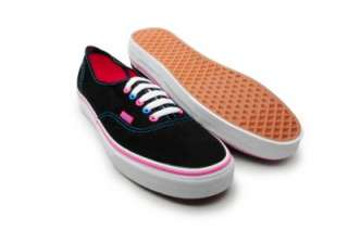 Vans Shoes Authentic VN 0KUM17T Black, Pink, Blue