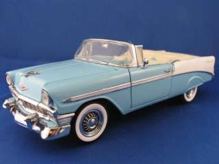 1956 Chevrolet Bel Air Convertible   Vickies Gifts LE   Franklin Mint