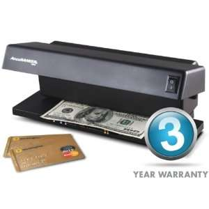 AccuBANKER D62 Counterfeit Money Detector Everything Else